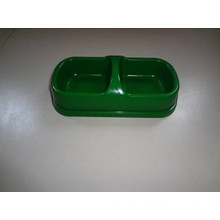 Green Double Bowl, Pet Product