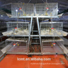High strength complete set of egg chicken cage for customization