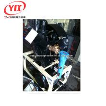 Booster 175CFM 508PSI Hengda high pressure compressor seiko seiki