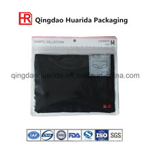 Great Printing Plastic Garment Bag for Underwear