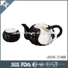 Ежедневно использовать фарфор оптовой тыквы дизайн штраф арабском стиле чай чашки набор