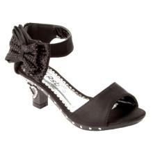 Vente en gros de chaussures à talons hauts haute qualité pour enfants