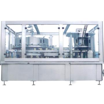 Automatische Abfüll- und Verschließmaschine für kohlensäurehaltiges Bier