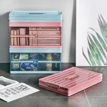 Contenedor de almacenamiento de ropa / comida / refrigerios / libros / juguetes