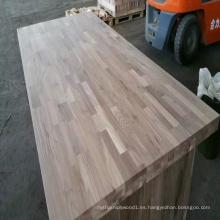 Encimeras de madera de nogal americano puro
