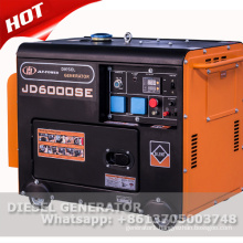 5kva diesel engine generator set with CE and GS certification