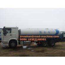 Camiones de agua de construcción SInotruk Howo7 LHD