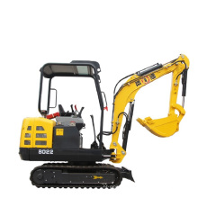 Hot price 0.8t 1.0t 1.5t chinese digger mini excavator for sale