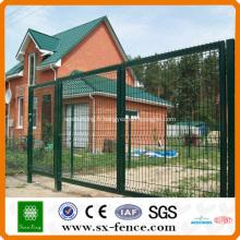 Porte à deux battants revêtue de PVC double (marque anping shunxing)