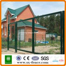 PVC coated small gate double gate(anping shunxing brand)