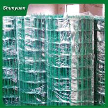 50 * 50mm quente mergulhado galvanizado painéis de malha de arame soldado (fabricante da china)