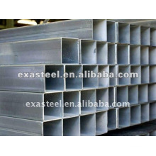 Galvanized square steel pipe weights