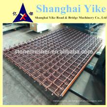 China Zement linearen vibrierenden Bildschirm Mesh Hersteller
