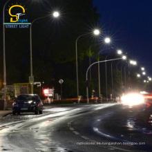 El diseño de fábrica chino ip65 llevó la luz de calle al aire libre