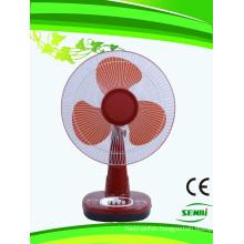 16 Inches 110V Colorful Table Fan Desk Fan (SB-T-AC40O)