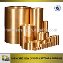 Kundenspezifische Gussteile Kupfer Buchse