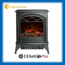 CSA certificado mestre chama fogão a lenha artificial (lareira elétrica)