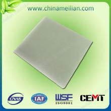 Hoja de aislamiento de fibra de vidrio Fr4 Fábrica