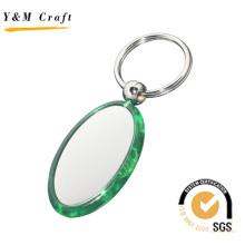 Keychain en plastique de vente chaude avec de haute qualité (Y03835)