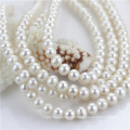 9-10mm off Round Manufacture Price Freshwater Pearl Natural Bead