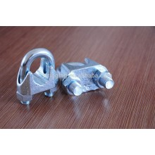 carbon steel drop forged wire rope clip