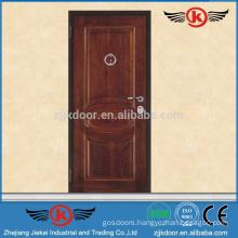 JK-AI9805 Wood Iron Door Grill Design Gate