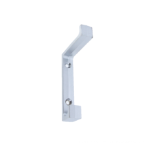 Quality Chrome Plated Zinc Alloy Metal Coat Hook for bedroom