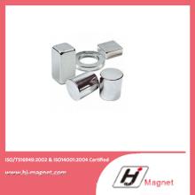 Ímã de neodímio de permanente certificada ISO/Ts16949 com alto poder