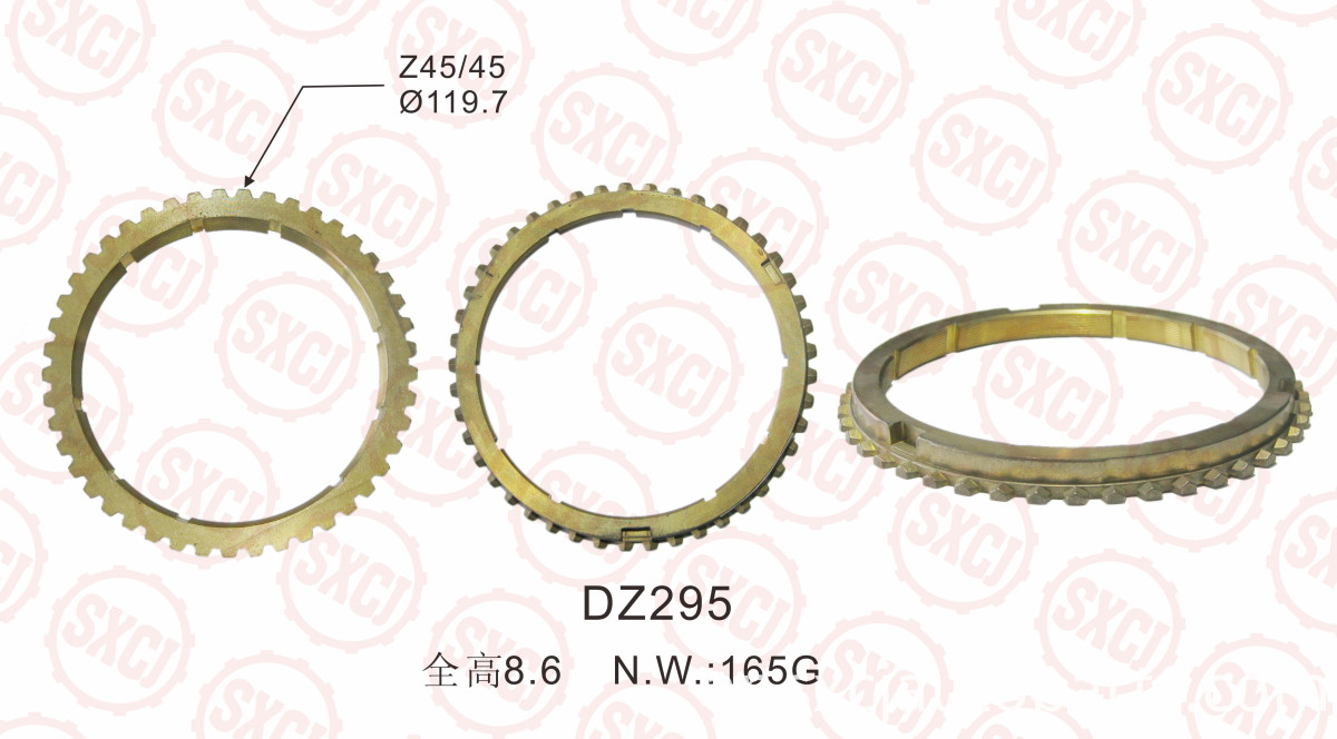 Lowest Price Synchronize Ring