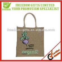 Champtre Durable Eco Friendly 100% Jute Bag