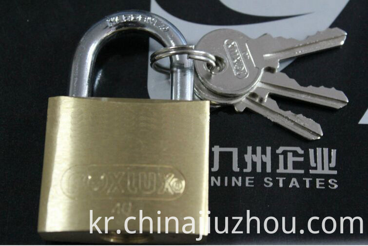 40mm Heavy Duty Thick Type Brass Padlocks