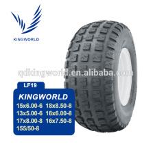 Vário tamanho & alta qualidade gramado do jardim pneumático