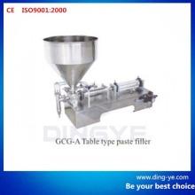 Машина для розлива полуавтоматической пасты (GCG-A)