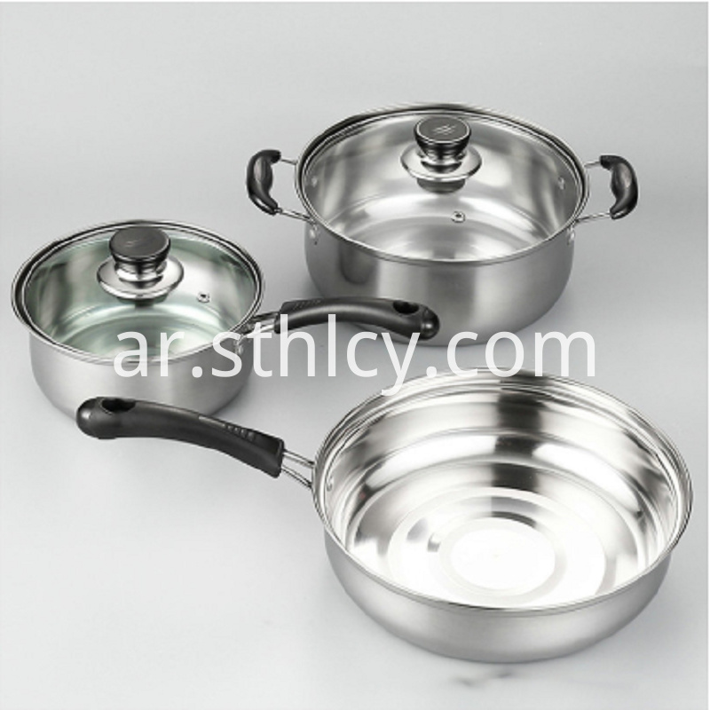 Pots And Pans With Handles