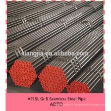 Chaud!! Tubes en acier sans soudure d'acier au carbone API5L / ASTM schedule 40 / sch40 304 tubes en acier
