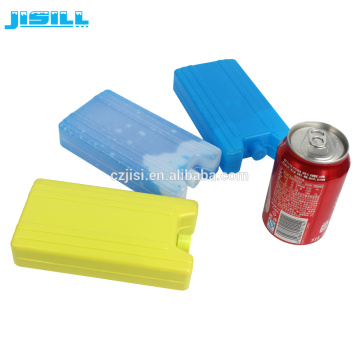 Ice Brick Cooling Food Paquete de hielo duro reutilizable