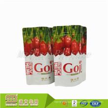 Cheap Custom Print Standing Food Packaging Plastic Bulk Mini Zipper Pouch Waterproof