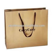 Commercial paper bag