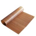 High quality heat resistant PTFE fiberglass cloth