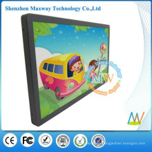 21.5 inch 16:9 LCD ad display bus