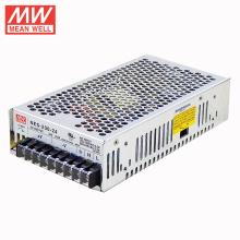 MW Switching Power Supply Single Output 200W 24V 8A UL CUL NES-200-24