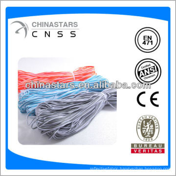 High visibility polyester Reflective edging