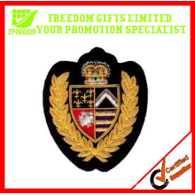 Promotional Cheap Custom Embroidered Badges