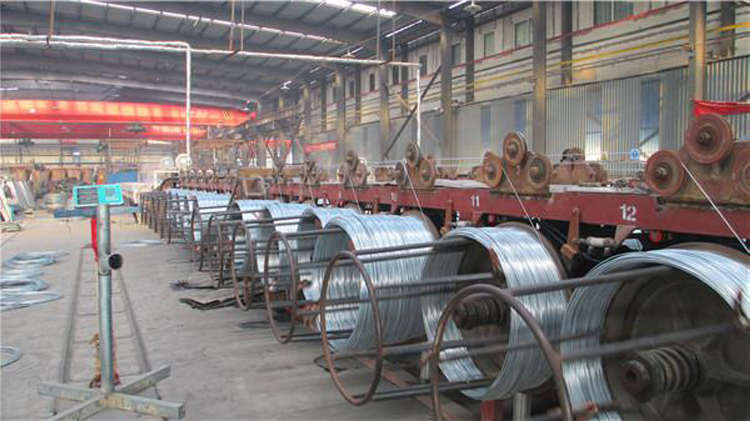 hot dipped galvanized wire galvanized steel wire