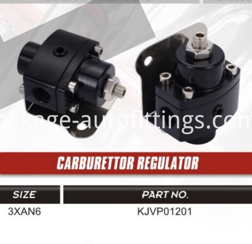 Carburettor Regulator