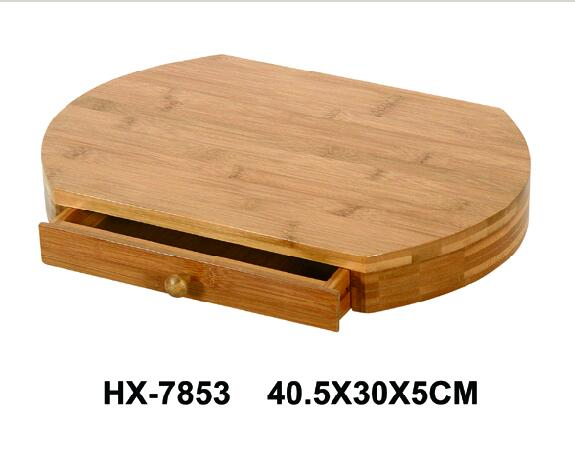 bread board with drawer