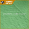 weft knit polyester spandex mesh football jersey fabric printing polyester spandex knit mesh fabric for polo shirt   sport t shirt clothing use knitted polyester spandex single mesh fabric