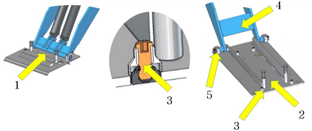 wheel alignment lift adjustment