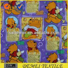 tissu pour enfants en gros bon marché impression roll design