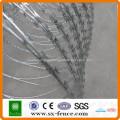 ISO9001 Anping Shunxing Fabrik Stacheldraht Bto-22 galvanisierte Rasiermesser Stacheldraht